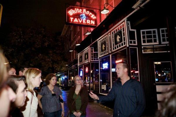 New York West Village Pub Crawl