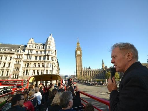 Afternoon Open Top Bus Tour w/ English Tea at Park Plaza Westminster