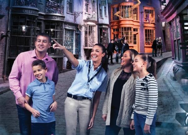 London Warner Bros. Studio Tour: The Making of Harry Potter
