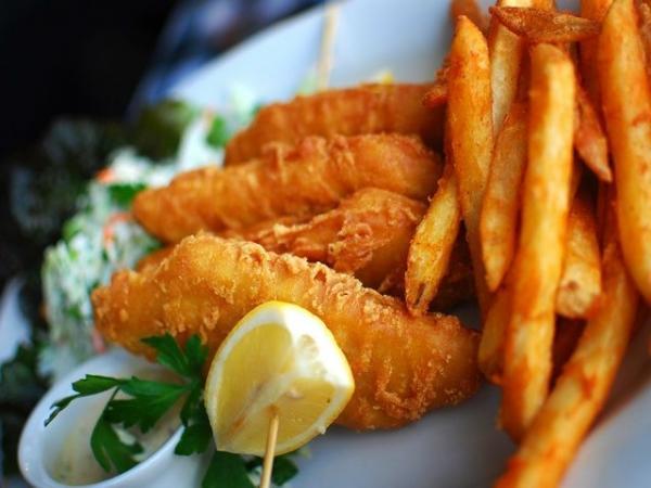 London Vintage Open Top Bus Tour w/ Fish 'n' Chips