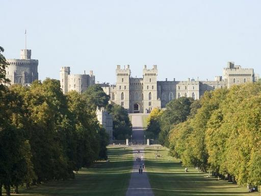 Windsor Castle + Buckingham Palace State Rooms Tour