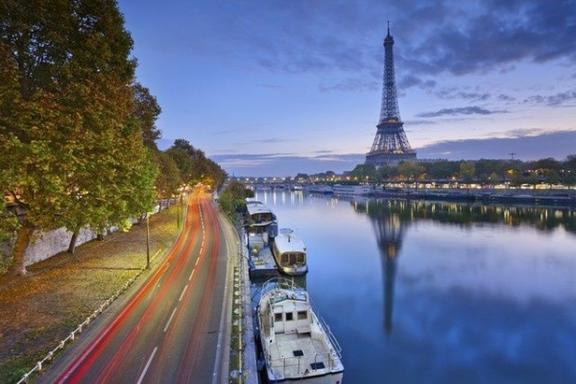 2-Day Paris Hop-on, Hop-off Pass