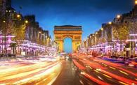 8-Day Western Europe Tour w/ Airport Shuttle Service**Paris to Amsterdam**