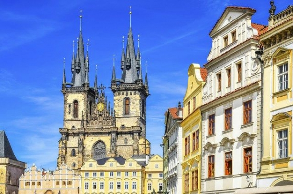 11-Day Western, Central and Eastern Europe Tour