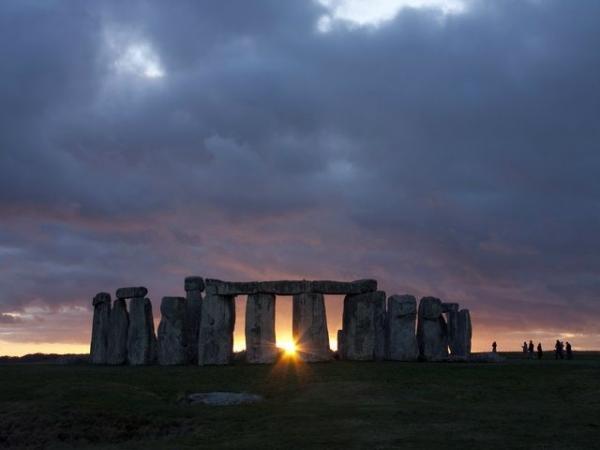 Sunrise at Stonehenge w/ Lacock and Bath
