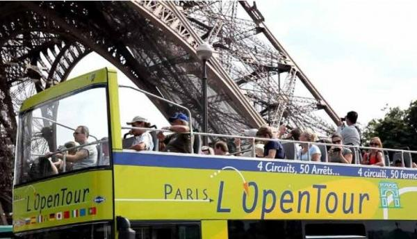 3-Day Paris Hop-on, Hop-off Pass
