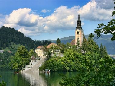 7-Day Highlights of Slovenia Tour