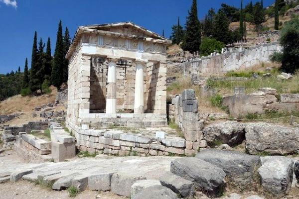 2-Day Tour of Delphi from Athens