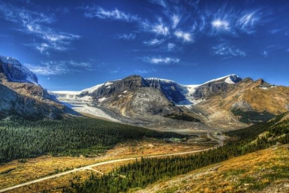 5-Day Canadian Rocky Mountain Summer Tour