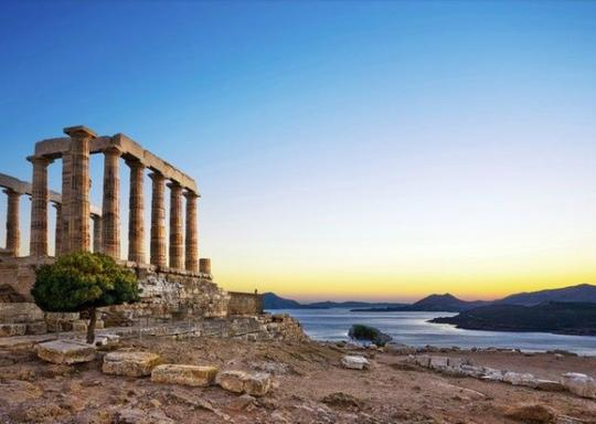 Excursion to Athens and Cape Sounion