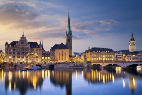 12-Day Central, Eastern and Southern Europe Tour from Frankfurt