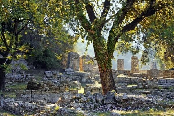 Sunday Excursion to Olympia: Ancient Ruins & Archaeological Museum