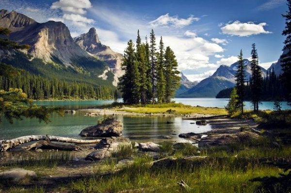 canadian vacations 2014:The Canadian Rockies With Seattle