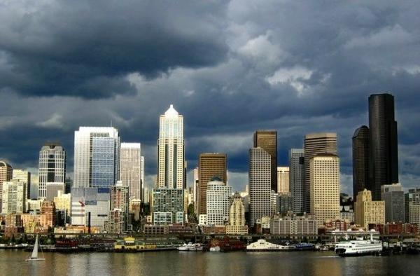 Seattle Waterfront Harbor Cruise