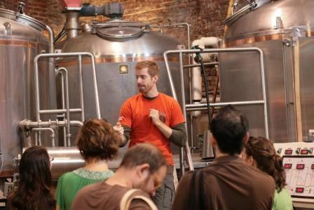3.5-Hour Brewed in Brooklyn Tour