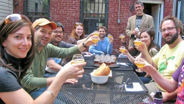 3-Hour Fermented NY Craft Beer Crawl: Williamsburg