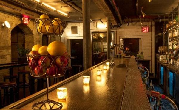 2.5-Hour New York Craft Cocktail Tour