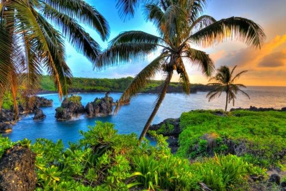 4-Day Deluxe Package Tour to Big Island Hilo & Maui