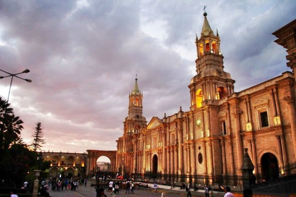 Ultimate South America With Arequipa & Colca Canyon