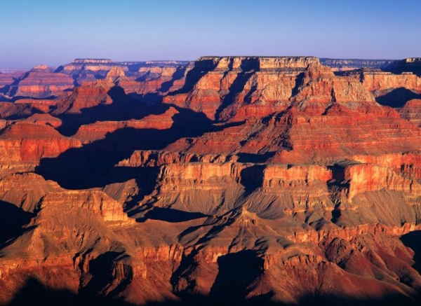 helicopter tours of the grand canyon:5-Day Yellowstone National Park, West Grand Canyon(Skywalk) Tour (Start in LV, End in SLC)