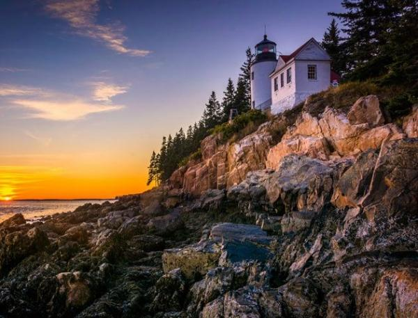 6-Day New England Fall Foliage Tour: Ogunquit, York Beach, Plymouth, Newport & Acadia National Park
