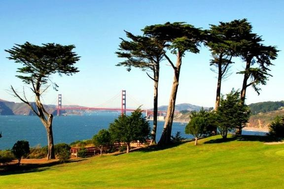 San Francisco Jogging Tour: Golden Gate Park - The Presidio