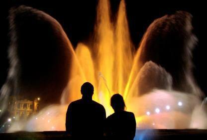 2.5-Hour Barcelona Magic Fountain Night Tour