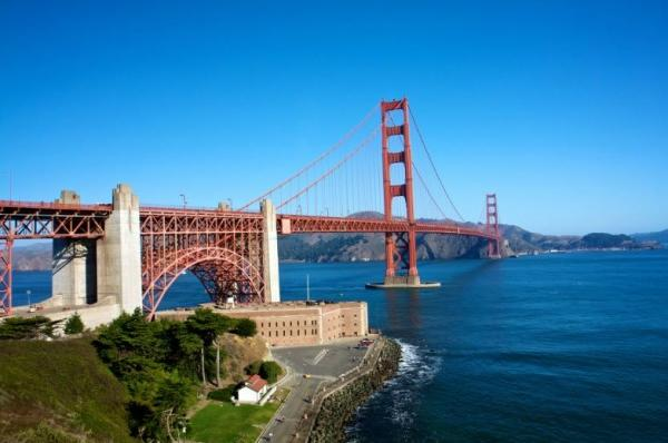 Scenic Running Tour: Golden Gate Promenade