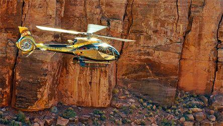 Las Vegas - Grand Canyon Coach Quest Helicopter Tour