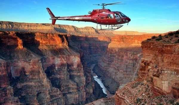 Grand Canyon Voyager Helicopter Tour - Eagle Point and Guano Point