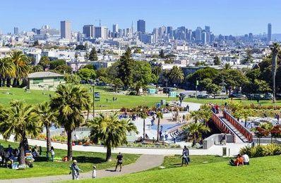 San Francisco Mission District Walking Tour