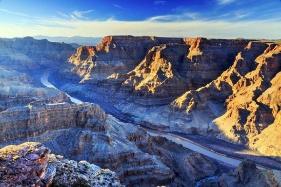 Skywalk Express Helicopter Tour: Las Vegas - Grand Canyon West