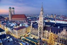 bus tour from munich 7 days:Vienna, Salzburg, Innsbruck & Munich