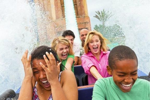 7-Day Orlando Theme Park Tour: Universal Studios, Islands of Adventure + 3 more