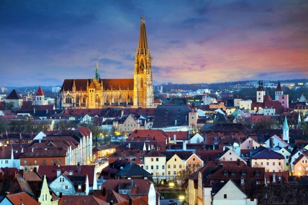europe game show trips:Jewels Of Central Europe - Cruise Only Westbound