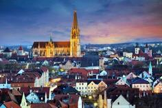 europe vacations with airfare:Jewels Of Central Europe - Cruise Only Westbound