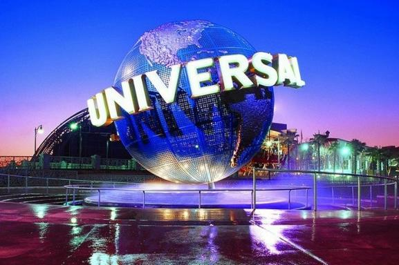 1-Day at Universal Studios Orlando, Islands of Adventure or Kennedy Space Center
