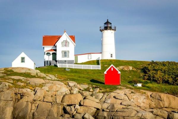 7-Day Plymouth, Martha's Vineyard and Boston City Tour: Acadia National Park