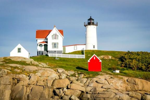 7-Day Plymouth, Martha's Vineyard and Boston City Tour: Acadia National Park