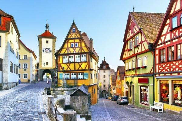 7-Day Tour of Germany: Munich - Black Forest - Rothenburg