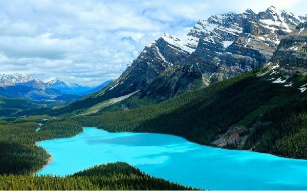 4-Day Canadian Rockies Tour From Calgary