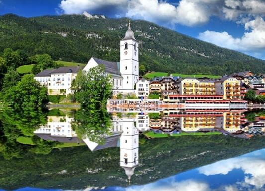 7-Day Highlights of Austria Tour: Melk - Vienna - Salzburg