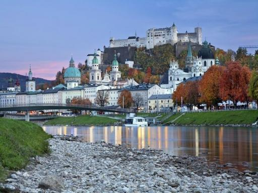 7-Day Highlights of Austria Tour: Melk - Vienna - Salzburg