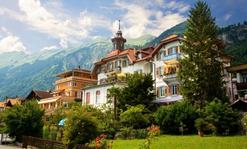 switzerland packages:6-Day Tour of Magical Switzerland