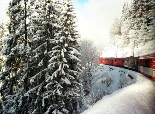 6-Day Swiss Alps and Glacier Express Tour