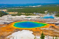 where is yellowstone national park located:7 Day Yellowstone National Park and Bryce Canyon Tour