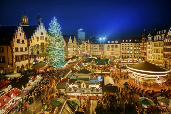 Christmastime From Prague To Basel - Cruise Only