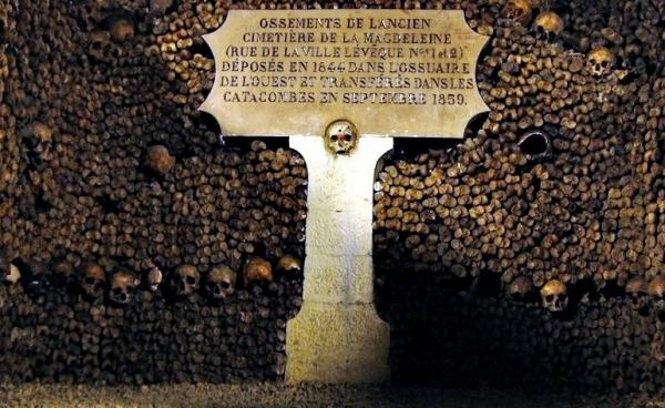 Paris Catacombs Skip the Line Guided Tour