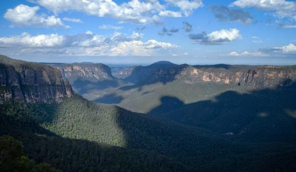 Blue Mountains Tour with Captain Cook Homebush Cruise