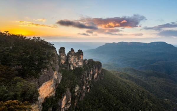 Blue Mountains & Featherdale Wildlife Park Tour